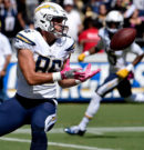 Hunter Henry is Looking Like a Much-Needed Offensive Weapon in Rookie Season with Chargers