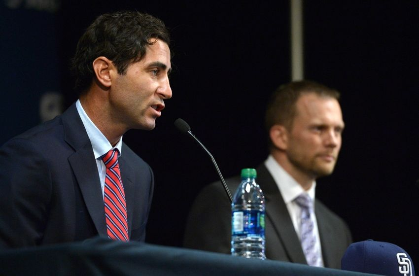 8889811-andy-green-a.j.-preller-mlb-san-diego-padres-press-conference-850x560