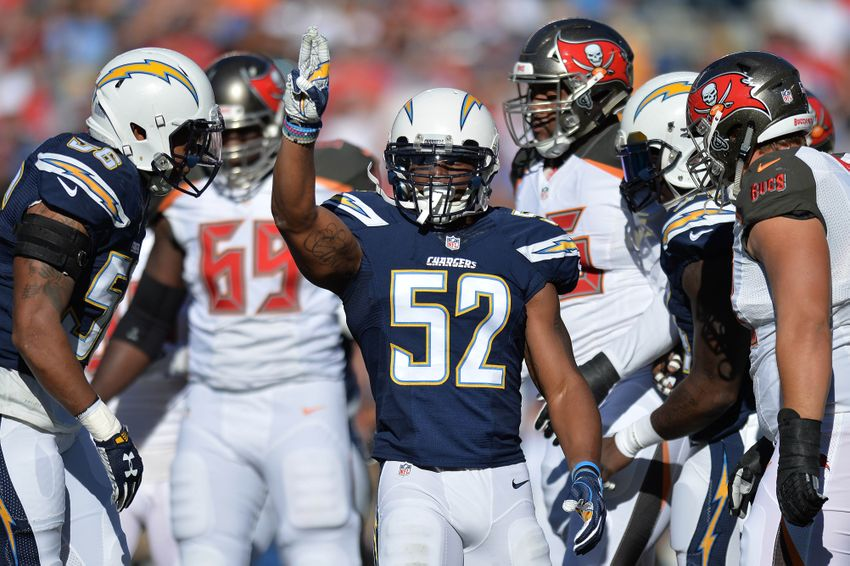 Chargers Season In Review Off Season Preview Linebackers