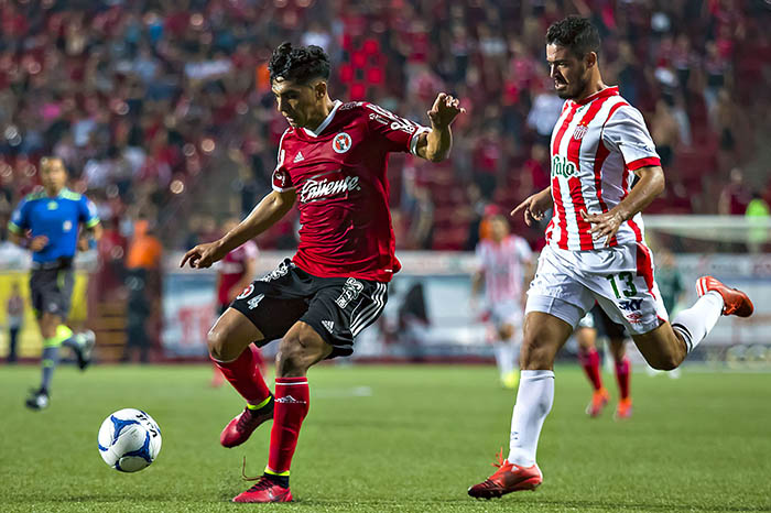 Image result for Club Tijuana vs Necaxa goals