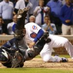 Framing the Friars: Rizzo Collides with Hedges as Cubs Edge Padres 3-2