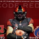 No. 19 Ranked Aztecs Face Boise State in MWC Matchup