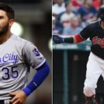 Padres Still Flirting with Hosmer, But Isn't Carlos Santana a Better Option?