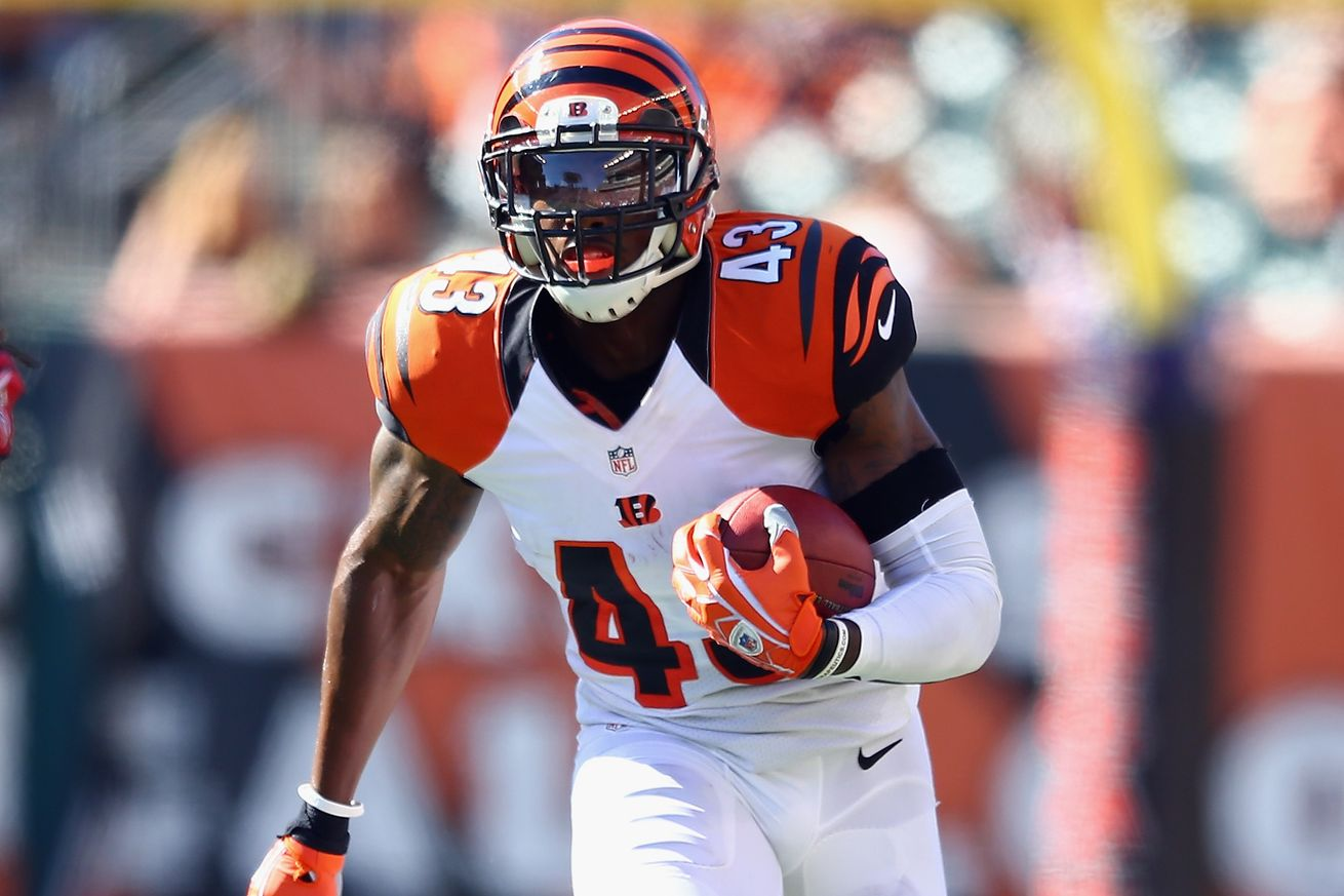Chargers News Free Agent Profile Safety George Iloka