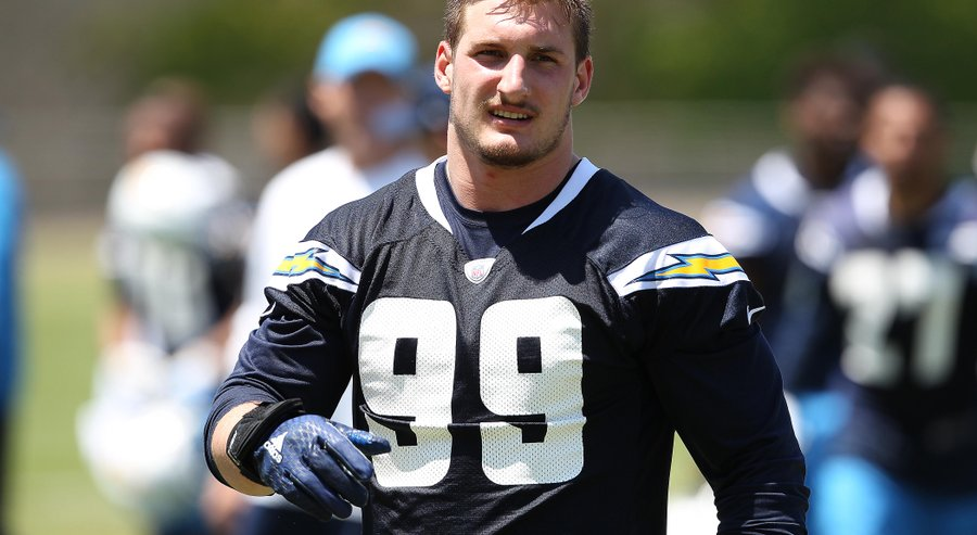 Chargers Editorial Joey Bosa Needs To Sign His Contract