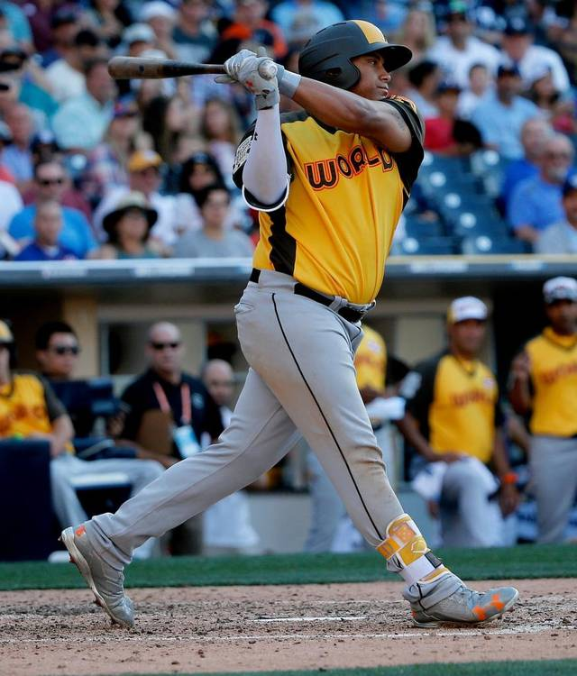 All Star Futues Game Baseball