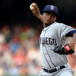 Perdomo Earns Respect in Padres' Locker Room