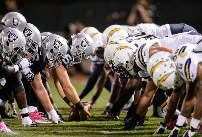Week 15 Preview Oakland Raiders San Diego Chargers