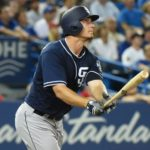 Padres' Alex Dickerson Just Wants to Go Out There and Have Fun