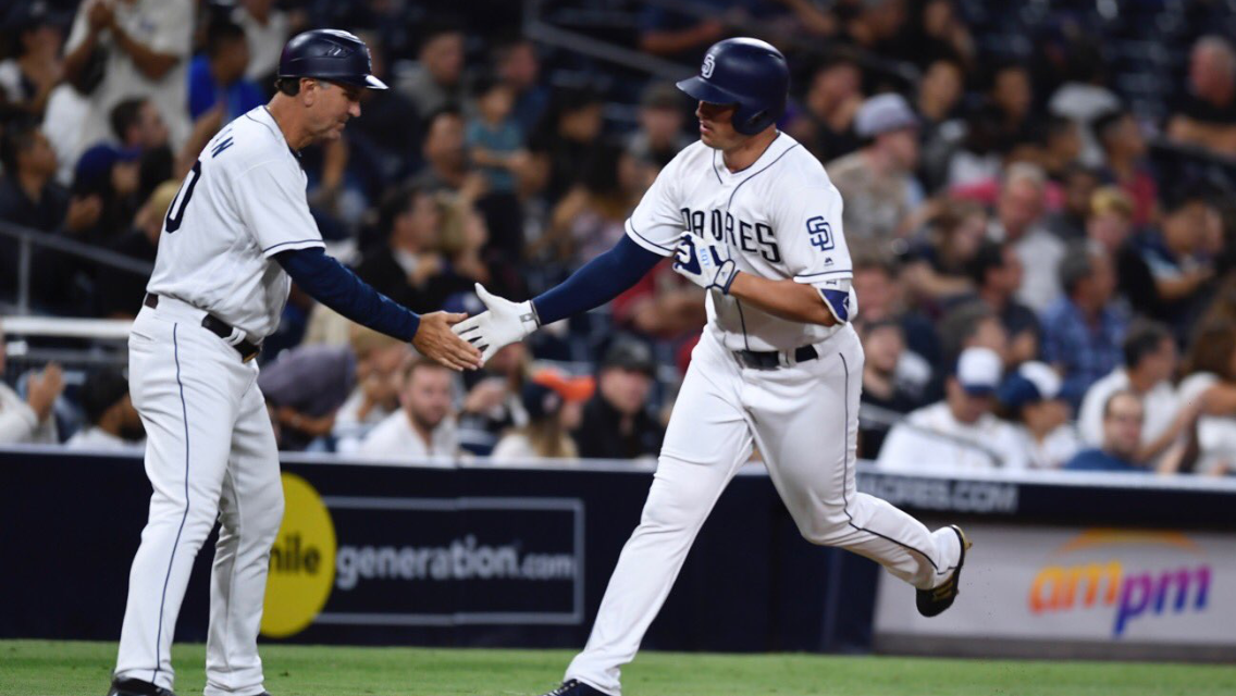 Framing the Friars: Renfroe Sets New Franchise Rookie Home Run ...