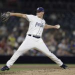 Padres' Lauer is Pumped to Face Dodgers on Friday