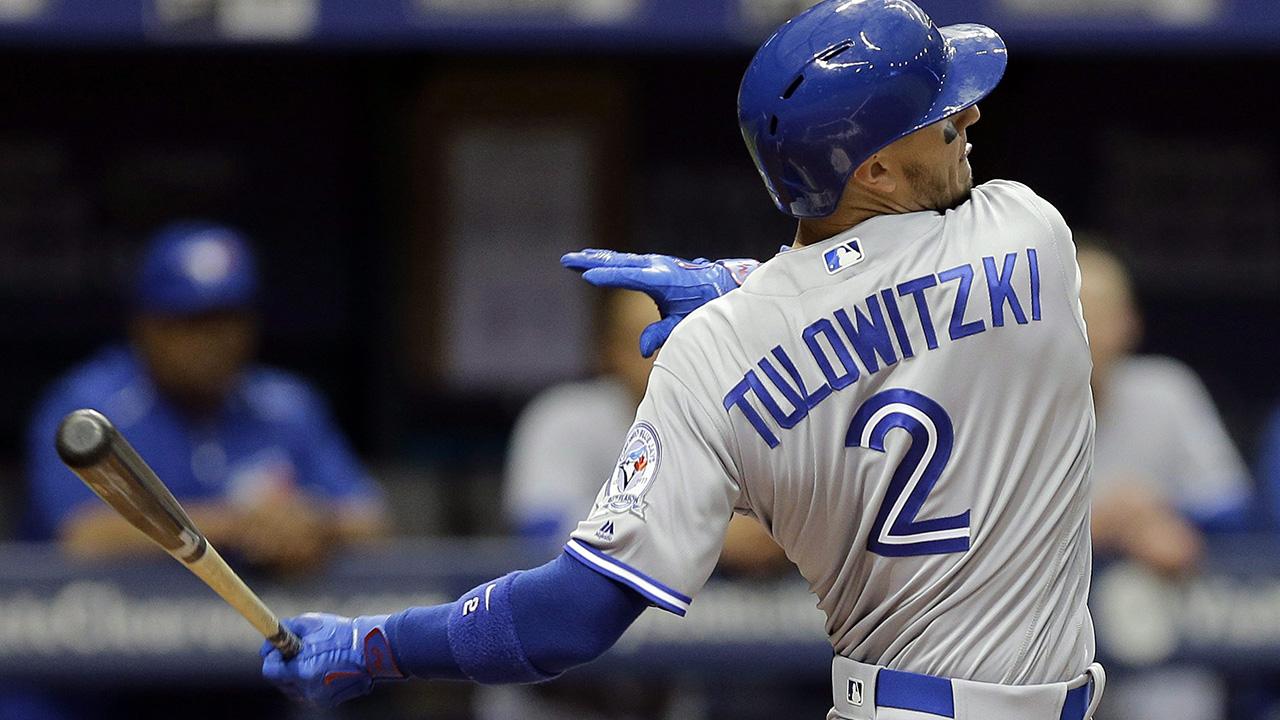 Toronto Blue Jays release shortstop Troy Tulowitzki
