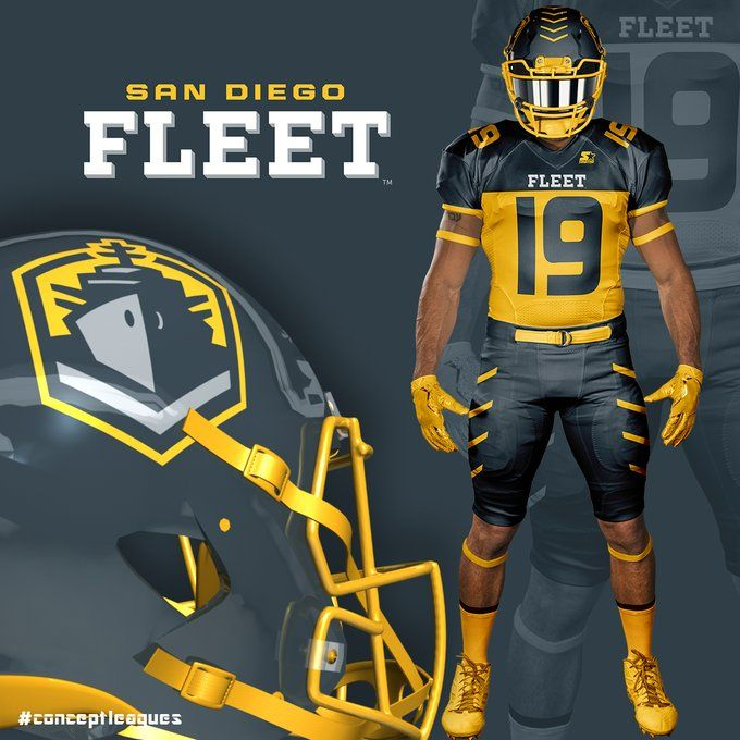 AAF Week 2: San Diego Fleet vs Atlanta Legends Game Thread ...