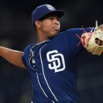 Padres' Espinoza Displaying Eagerness to Return to Action