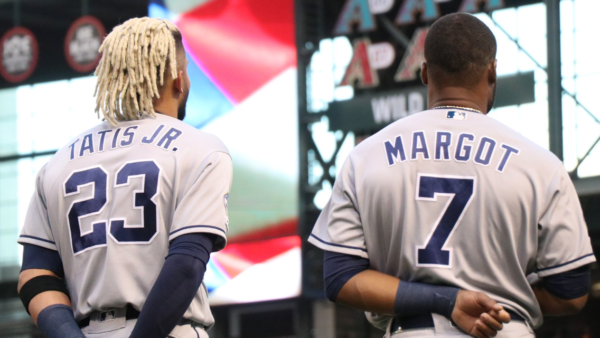 Padres Win Fourth Straight Behind Homers by Fernando Tatis and Franmil Reyes - eastvillagetimes.com