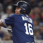 Padres to call up Josh Naylor for six-game road trip through AL East